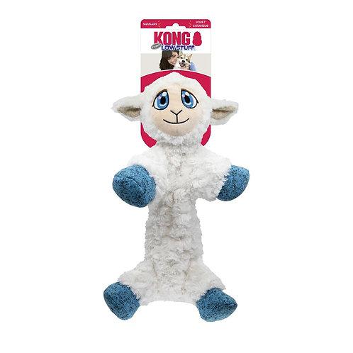 Kong Flopsie Lamb (low stuff -Medium)