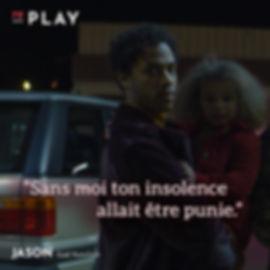 Replay_Gaël Kamilindi est Jason