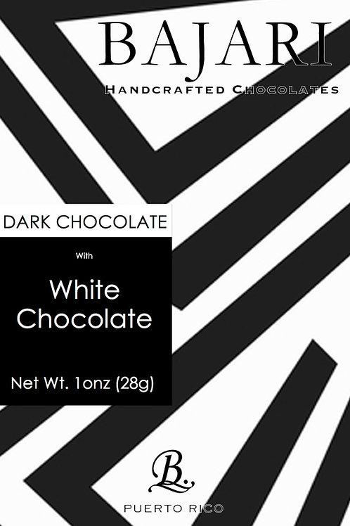 Dark Chocolate with White Chips