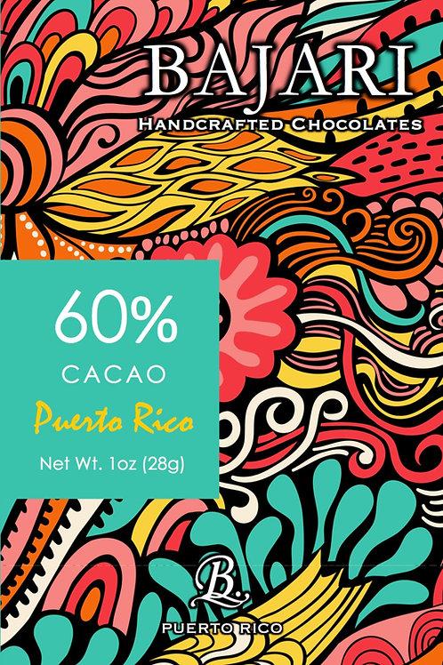 60% Cacao Puerto Rican Origin Cacao