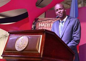 Haïti aura bientôt un nouveau centre incubateur d'innovations technologiques annonce Jovenel Moïse