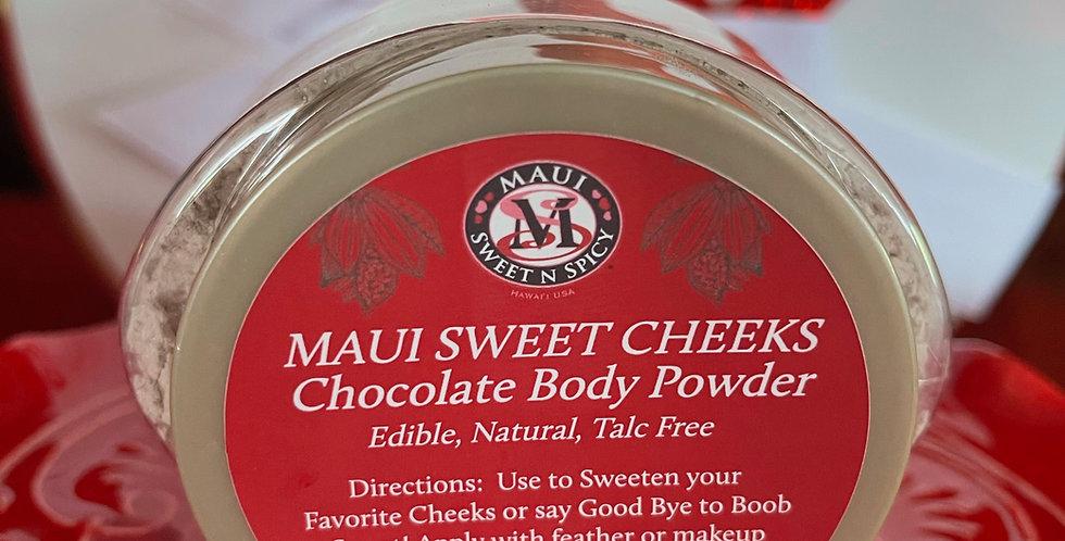 Sweet Cheeks Body Powder & Mask