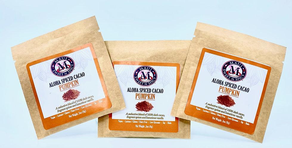 Maui Pumpkin Spice Cacao Giveaway!