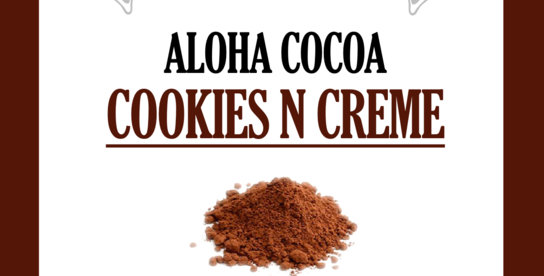 Cookies n Creme Cocoa - 2 Sizes