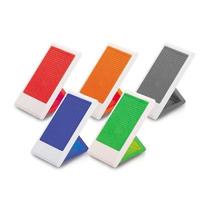 סטנד - מעמד שולחני מתקפל למגוון טלפונים ניידים עם משטח למניעת החלקה