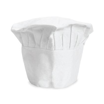 """פיוז'ן - כובע שף גבוהה, מידה 59 ס""""מ"""