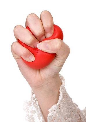 הארטי - כדור גומי לחיץ בצורת לב