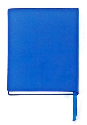 קסם- מחברת A6, כריכת PU רכה, 80 דפי שורה, דפים בצבע לבן, סימניה. פתיחה עברית/אנג