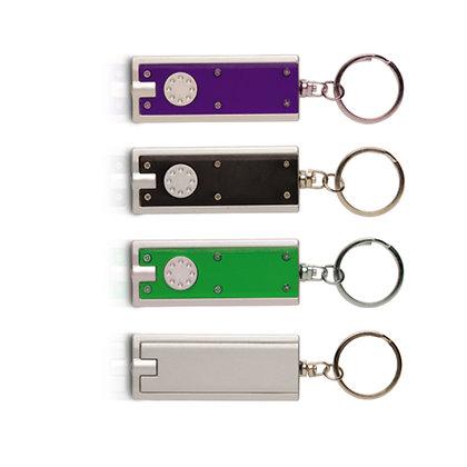 ריינבו - מחזיק מפתחות פנס לד