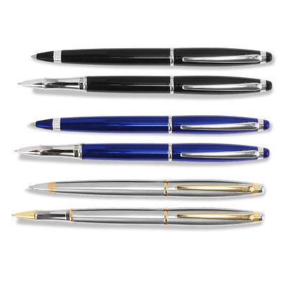 ANIGMA - עט יוקרה רולר עשוי מתכת