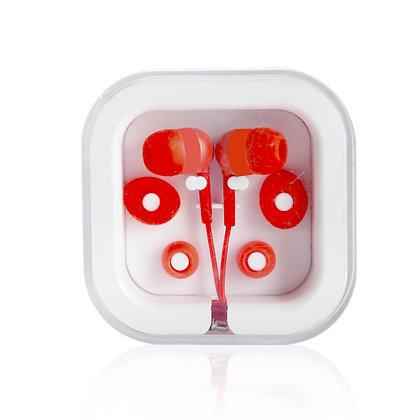תו  - אוזניות איכותיות עם מיקרופון המאפשר דיבור ,עם מגוון כיסויים להתאמה
