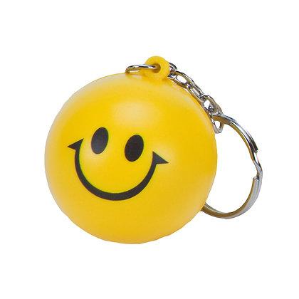 אירנה - מחזיק מפתחות כדור סמיילי