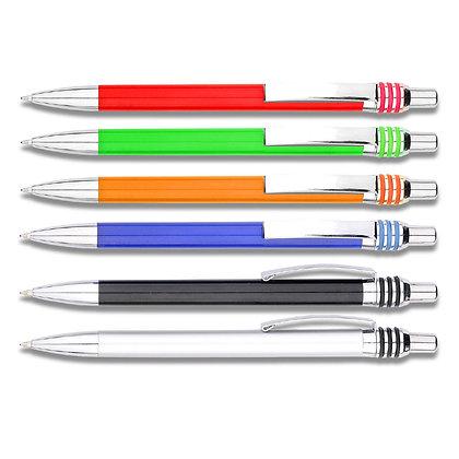 קאלה - עט כדורי עם שילובי מתכת