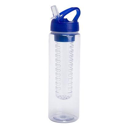"""פרוטי - בקבוק שתיה בעיצוב ייחודי עם דפיוזר 750 מ""""ל"""