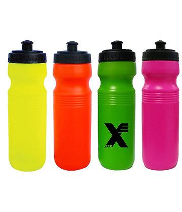 """בקבוק שתיה 750 מ""""ל צבעי ניאון"""