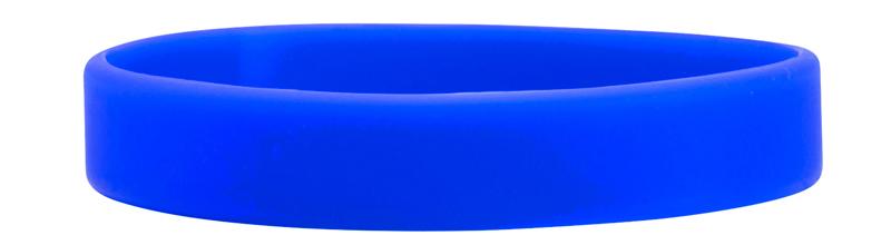 צמיד סיליקון כחול