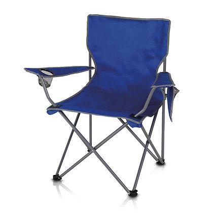 """במאי - כסא נוח מתקפל לתיק נשיאה למשקל 120 ק""""ג 54X54X85 ס""""מ"""