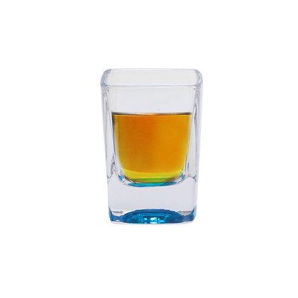 """מוחיטו - כוס צ'יסר צבעונית 35 מ""""ל"""