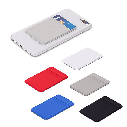 כיס כרטיסי אשראי אחורי לסמארטפון - לייקרה