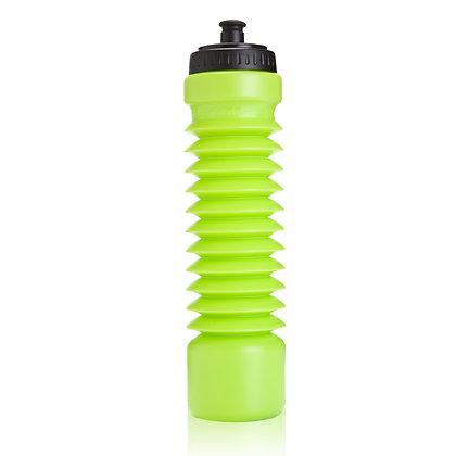 """ספירל - בקבוק שתיה ספורטיבי מתכוונן ל-2 מצבים סגור 400 מ""""ל, פתוח 800 מ""""ל"""