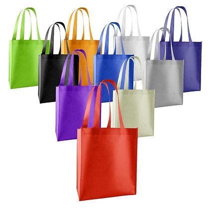 """גלובל - תיק אל בד לקניות וכנסים , עובי בד 100 גרם, 40*10*36 ס""""מ"""
