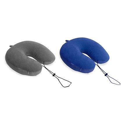 """קוזי - כרית אורטופדית מעוצבת לצוואר במילוי גרגירים,32X30 ס""""מ"""