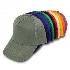 כובע כותנה בסגירת סקוטש