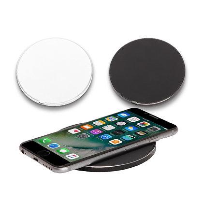 הירו - משטח טעינה אלחוטית עוצמתי ומהיר עוצמת טעינה 10W מתאים לכל המכשירים התומכי