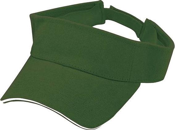 סאני - כובע מצחיה, 100% כותנה סרוקה, מצחיית סנדביץ, סגר אחורי סקוץ'