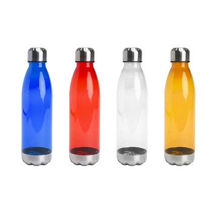"""בריזר - בקבוק מים מעוצב בשילוב נירוסטה , 500 מ""""ל"""