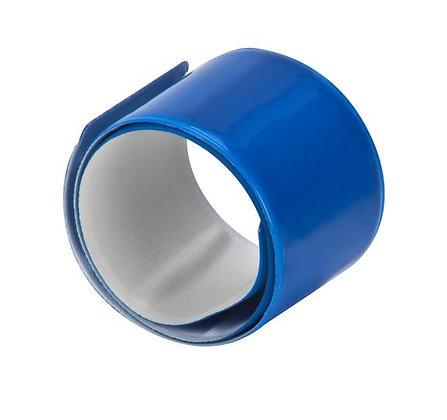ריינבו - מחזיר אור סרגל מתקפל, בטיחותי וקל לשימוש , נצמד לתיק, לזרוע ולרגל, מתאי