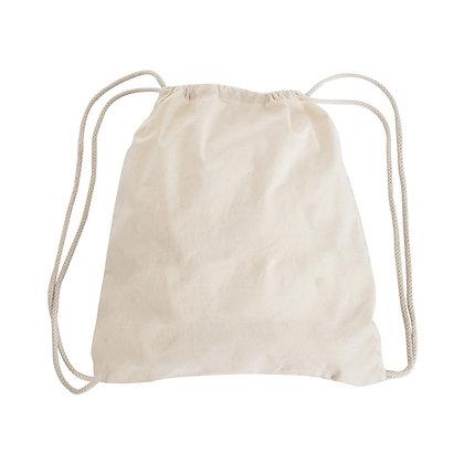 """דאלי - תיק שרוך עשוי בד כותנה, 43X38 ס""""מ"""