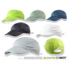 """""""שייפ"""" כובע קול דריי מנדף זיעה לפעילות ספורט"""