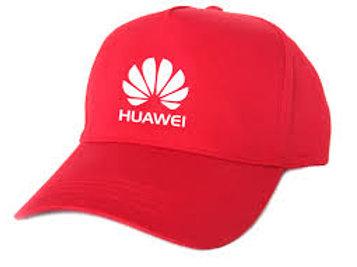 כובע כותנה עם הדפסה צבע אחד