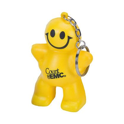 תומס -  מחזיק מפתחות בובת סמיילי