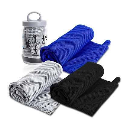 """ספיד - מגבת קירור מתאימה במיוחד לפעילות ספורטיבית 100X35 ס""""מ"""