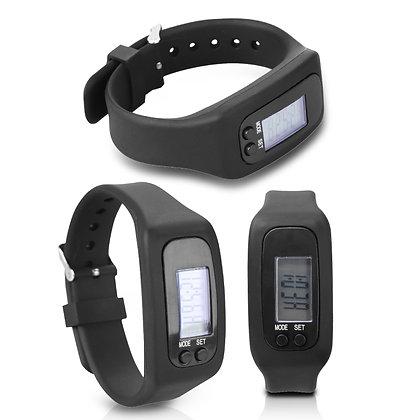 סטארט - שעון יד דיגיטלי עם פידומטר מובנה, מודד צעדים, מד מרחק ומד שריפת קלוריות