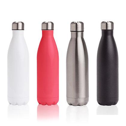 """מפל - בקבוק מעוצב עשוי אלומיניום 500 מ""""ל"""