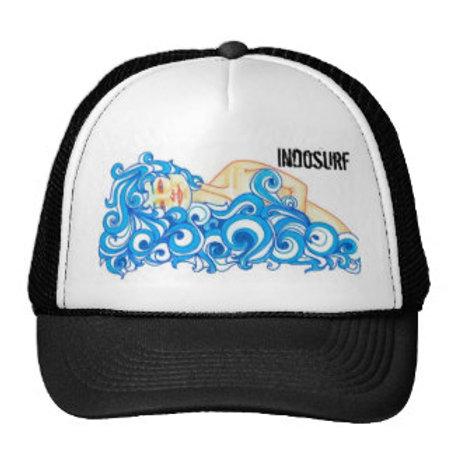 כובע רשת עם הדפסה אישית