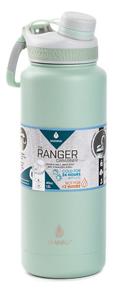 Ranger Carabiner 1.2L - Green