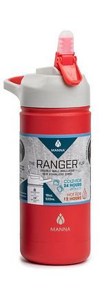 Manna Ranger Flip 532ml - Red