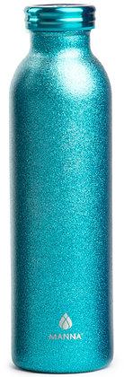 Manna Retro - Turquoise Glitter