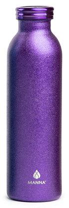 Manna Retro - Purple Glitter