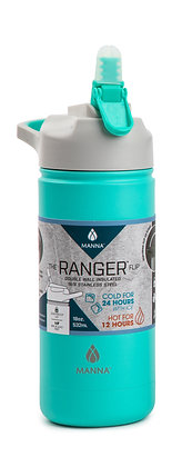 Manna Ranger Flip 532ml - Turquoise