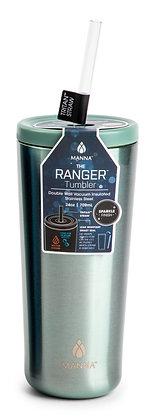Manna Ranger Tumbler - Green Sparkle
