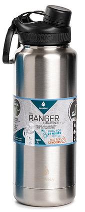Ranger Carabiner 1.2L - Stainless Steel
