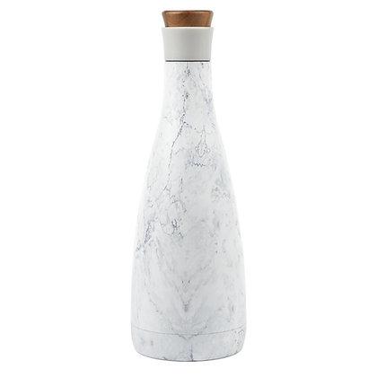 Manna Carafe XL - White Marble