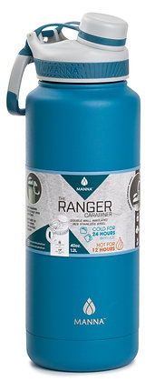 Ranger Carabiner 1.2L - Blue