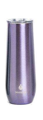 Manna Sleek - Purple Sparkle
