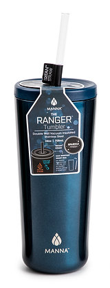 Manna Ranger Tumbler - Navy Sparkle
